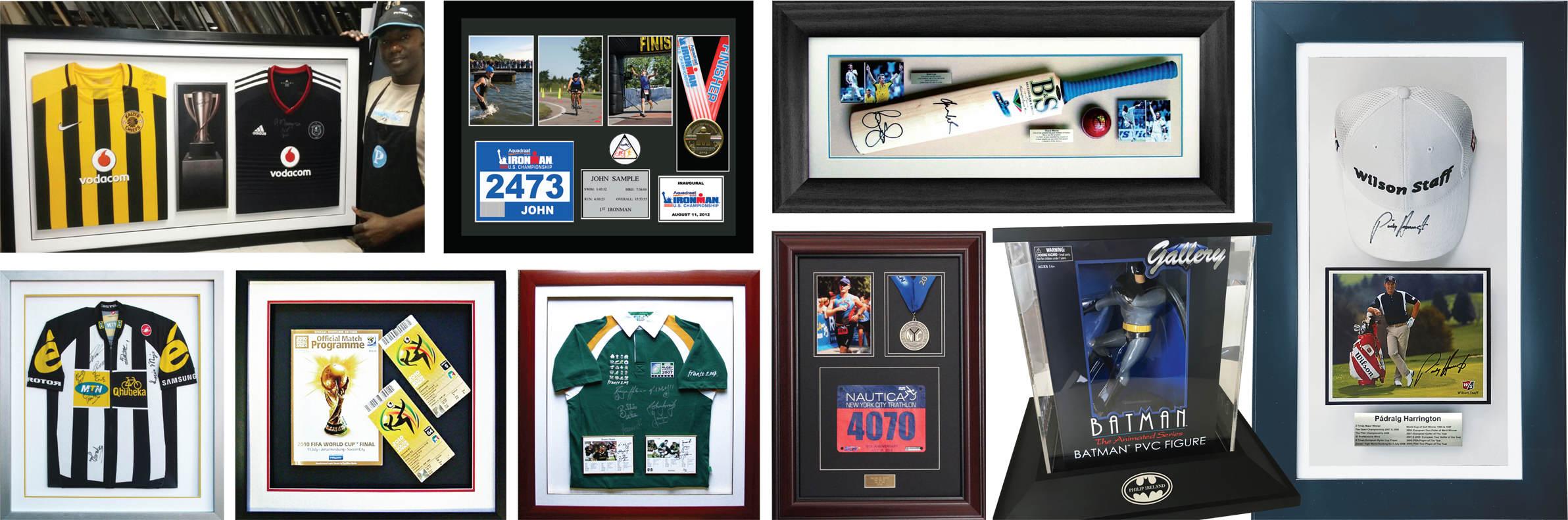 Sports Framing & Memorabilia